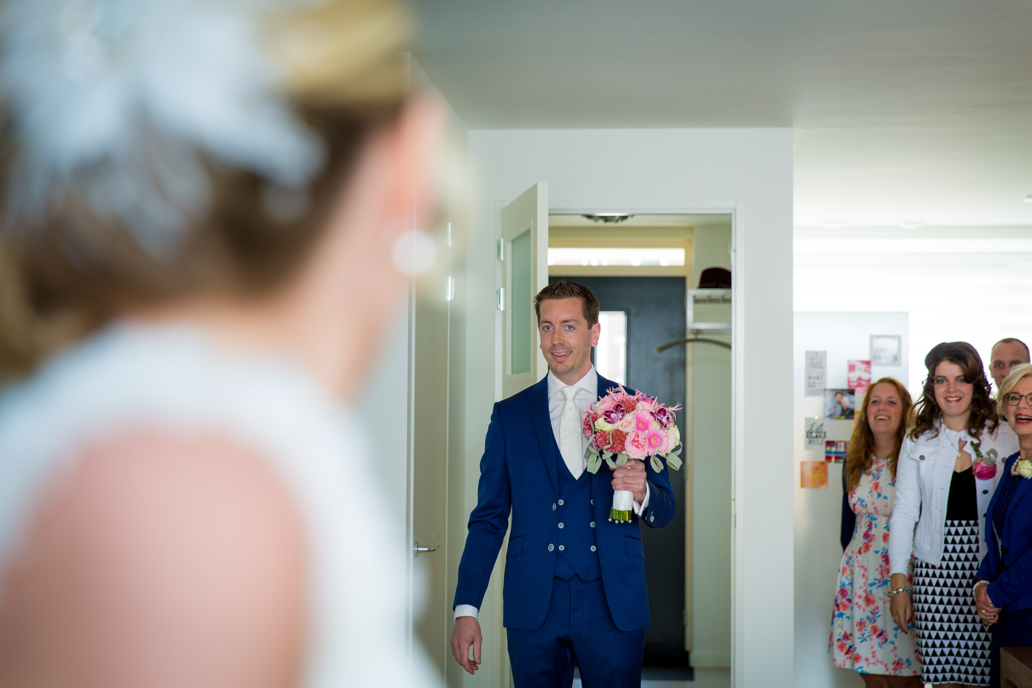 bride groom first look wedding photos Irish photographer david duignan photography dublin ireland 1120