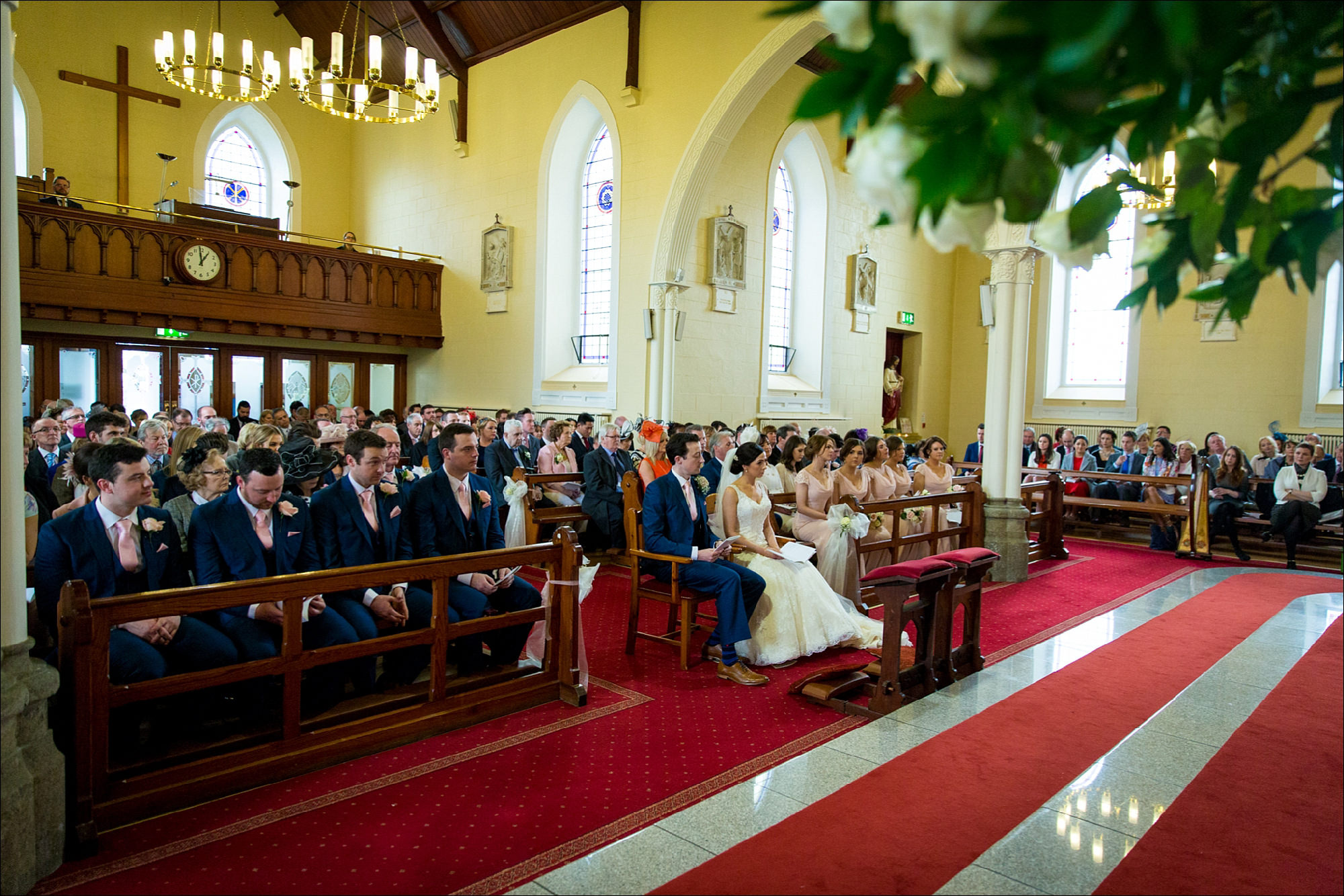 dublin wedding photographer david duignan photography bellingham castle weddings Ireland 0037