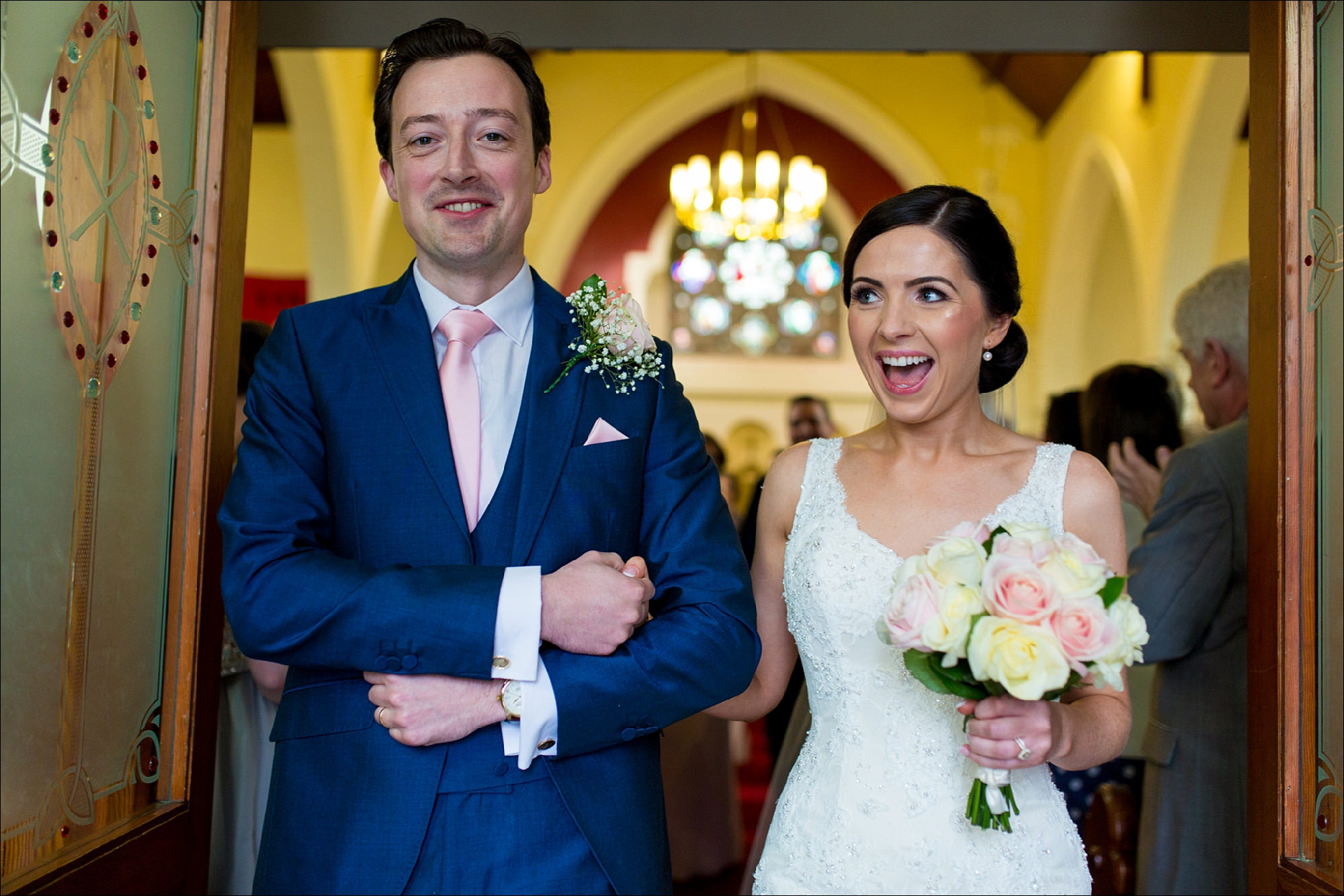 dublin wedding photographer david duignan photography bellingham castle weddings Ireland 0044