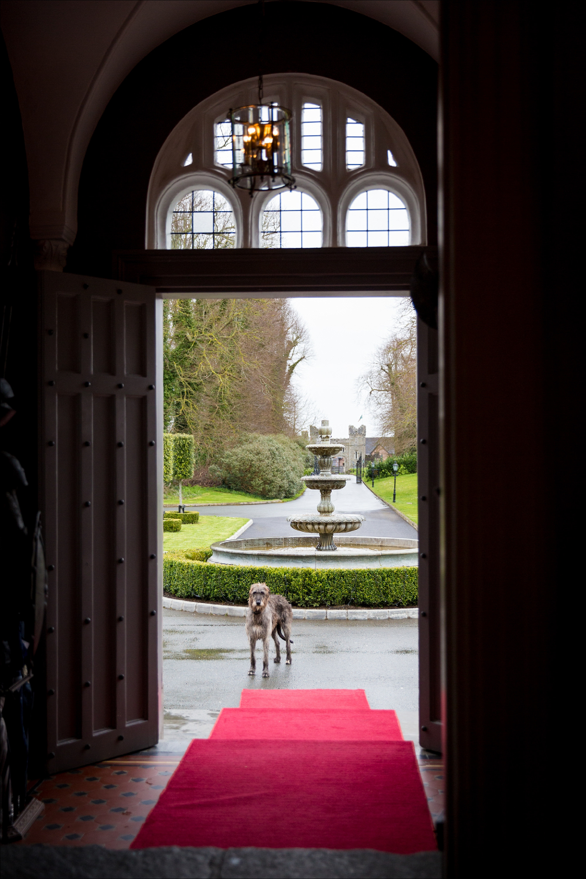 dublin wedding photographer david duignan photography bellingham castle weddings Ireland 0046