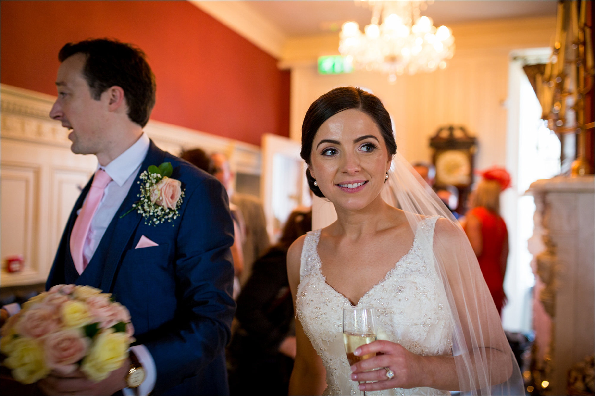 dublin wedding photographer david duignan photography bellingham castle weddings Ireland 0049