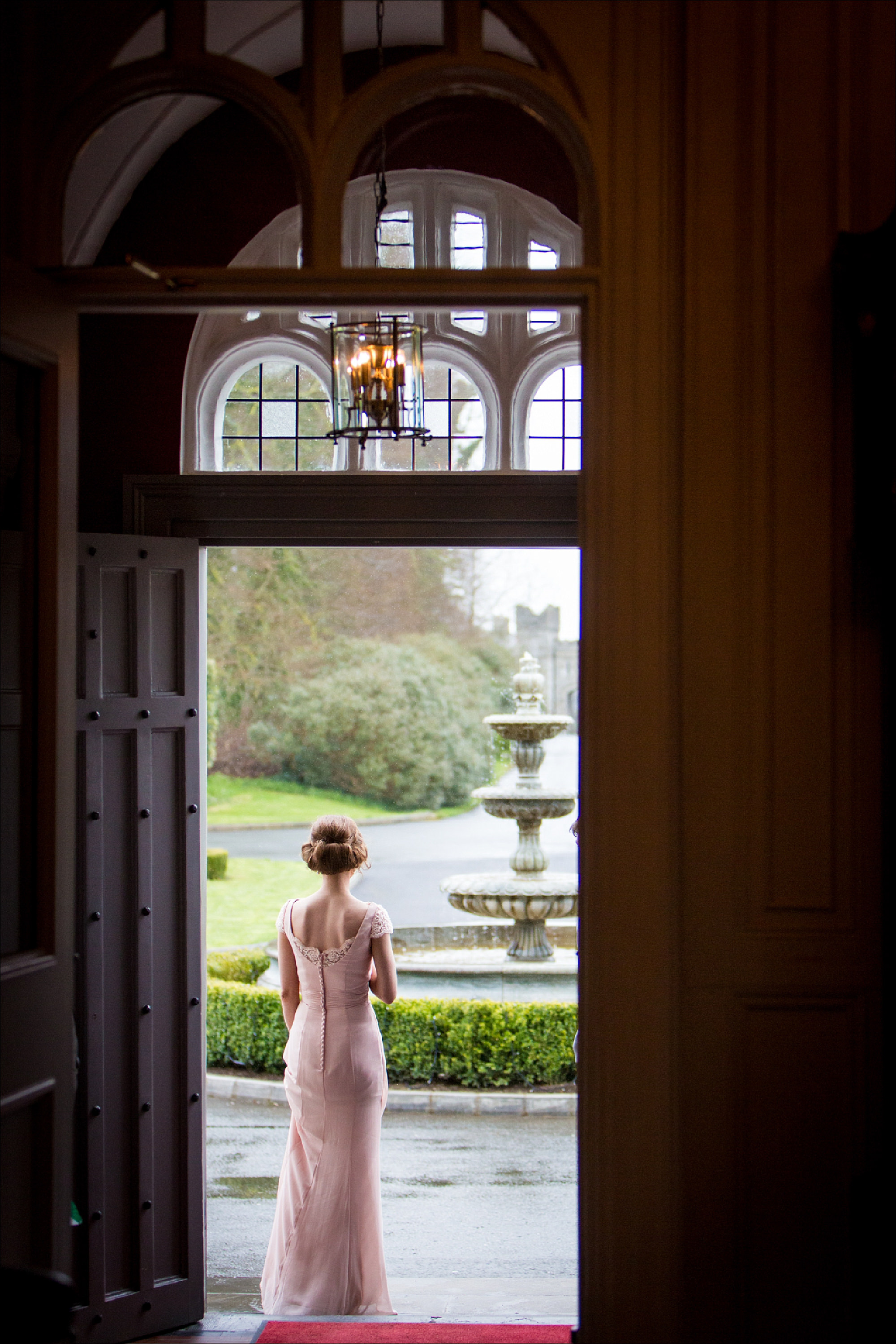 dublin wedding photographer david duignan photography bellingham castle weddings Ireland 0054