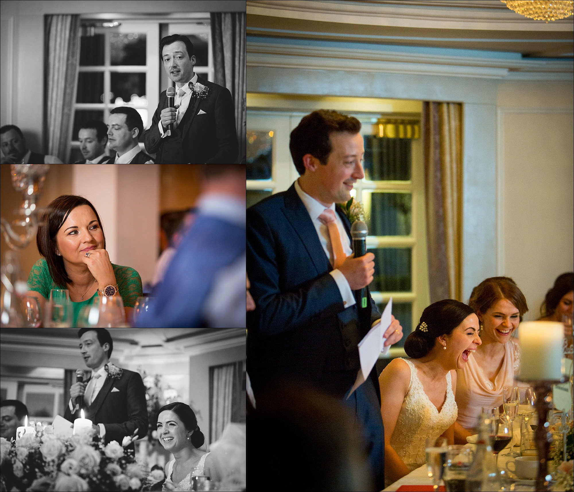 dublin wedding photographer david duignan photography bellingham castle weddings Ireland 0076