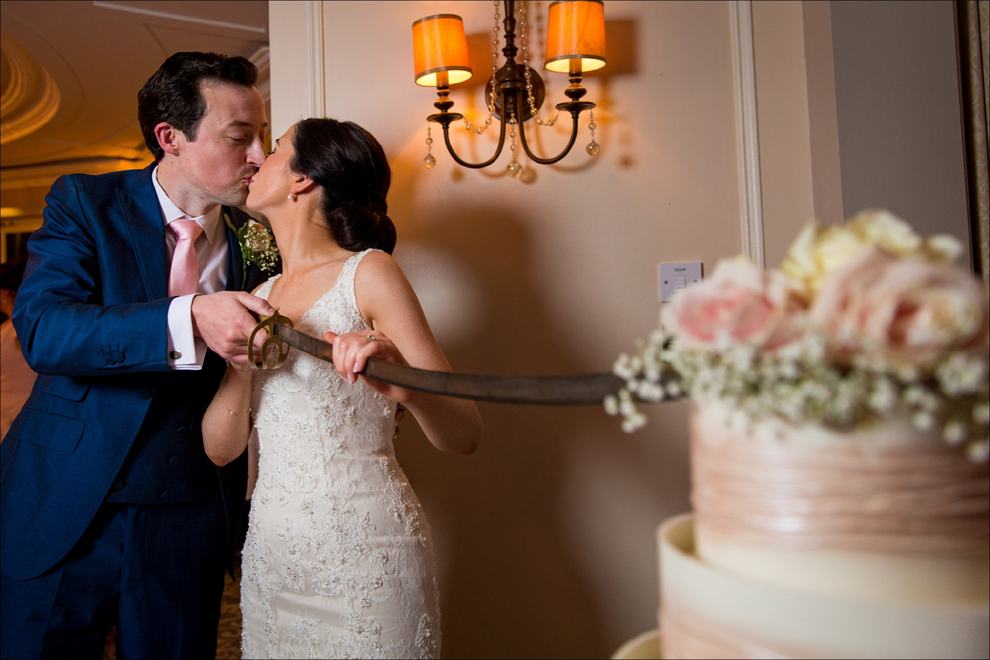 dublin wedding photographer david duignan photography bellingham castle weddings Ireland 0079