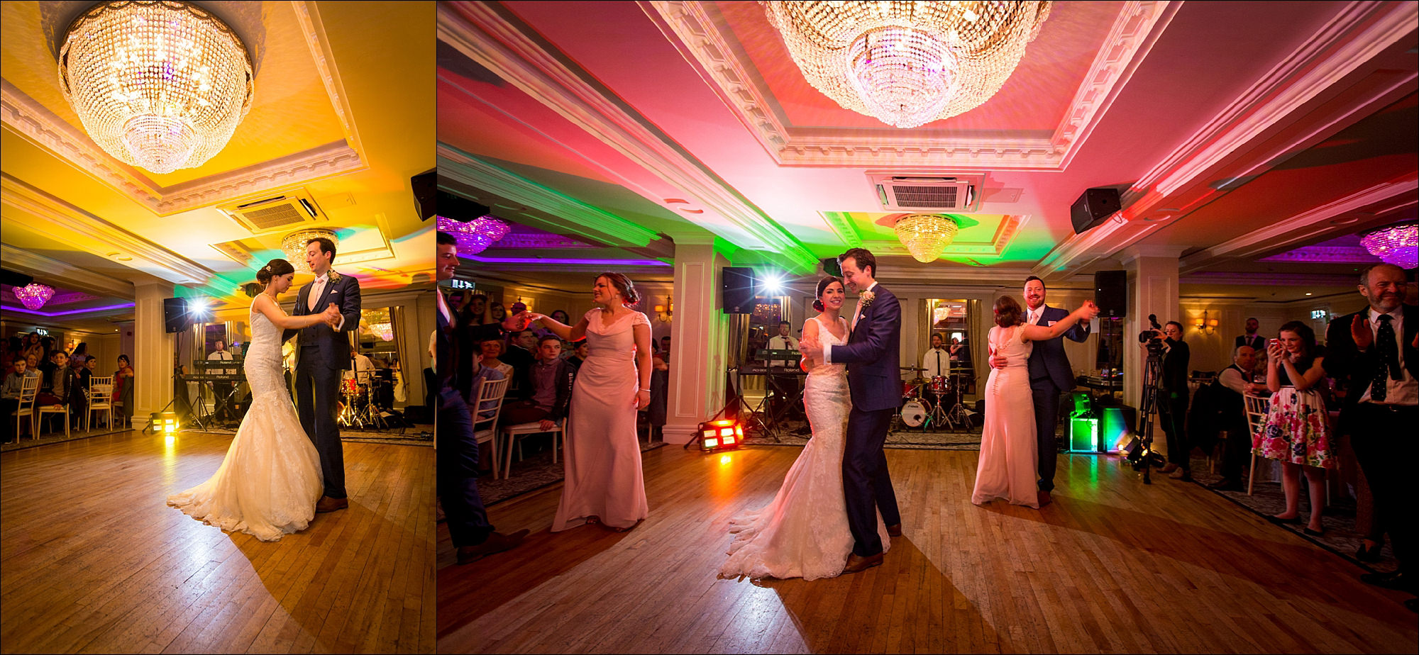 dublin wedding photographer david duignan photography bellingham castle weddings Ireland 0081