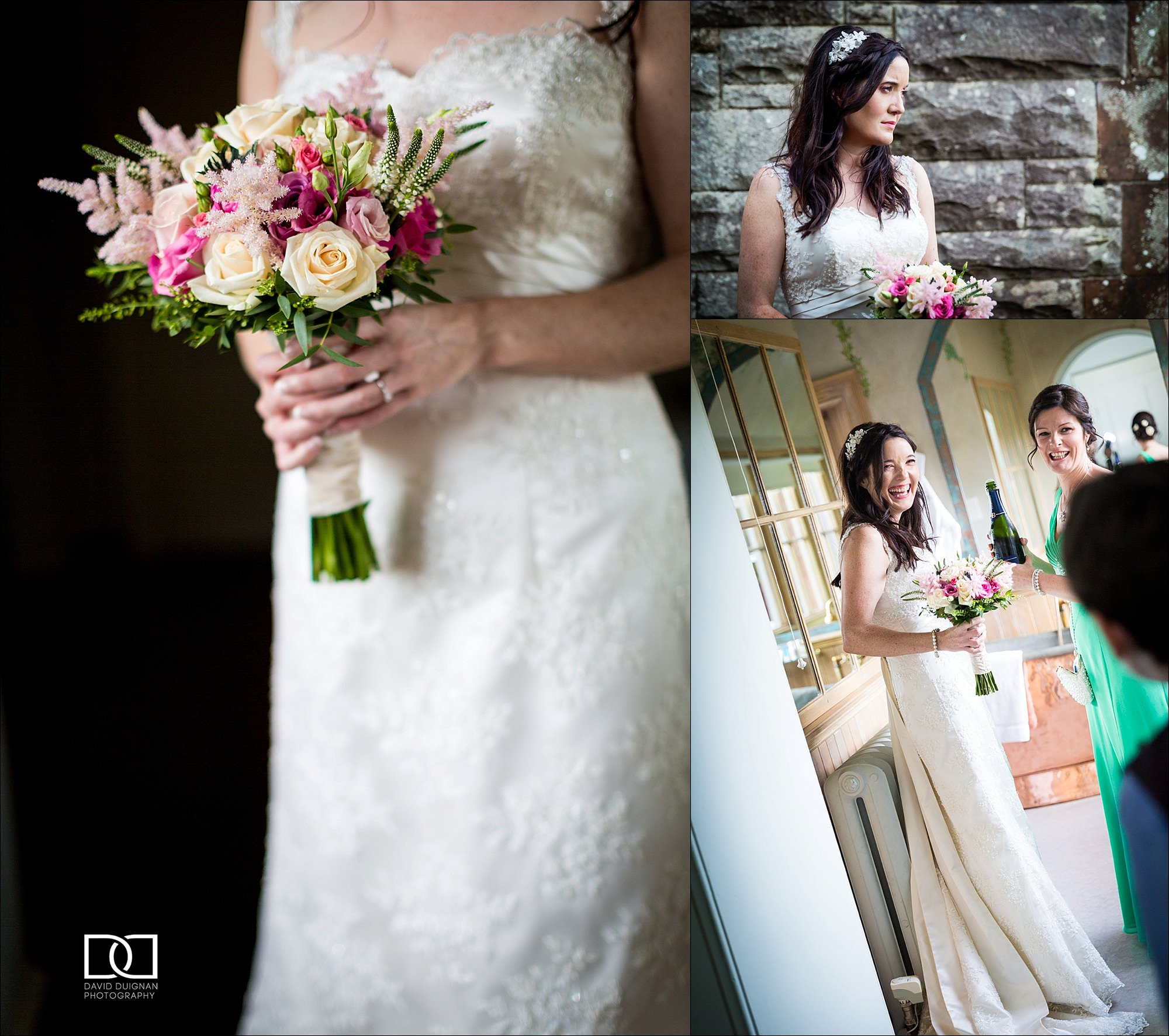 dublin wedding photographer david duignan photography castle leslie weddings Ireland 0010