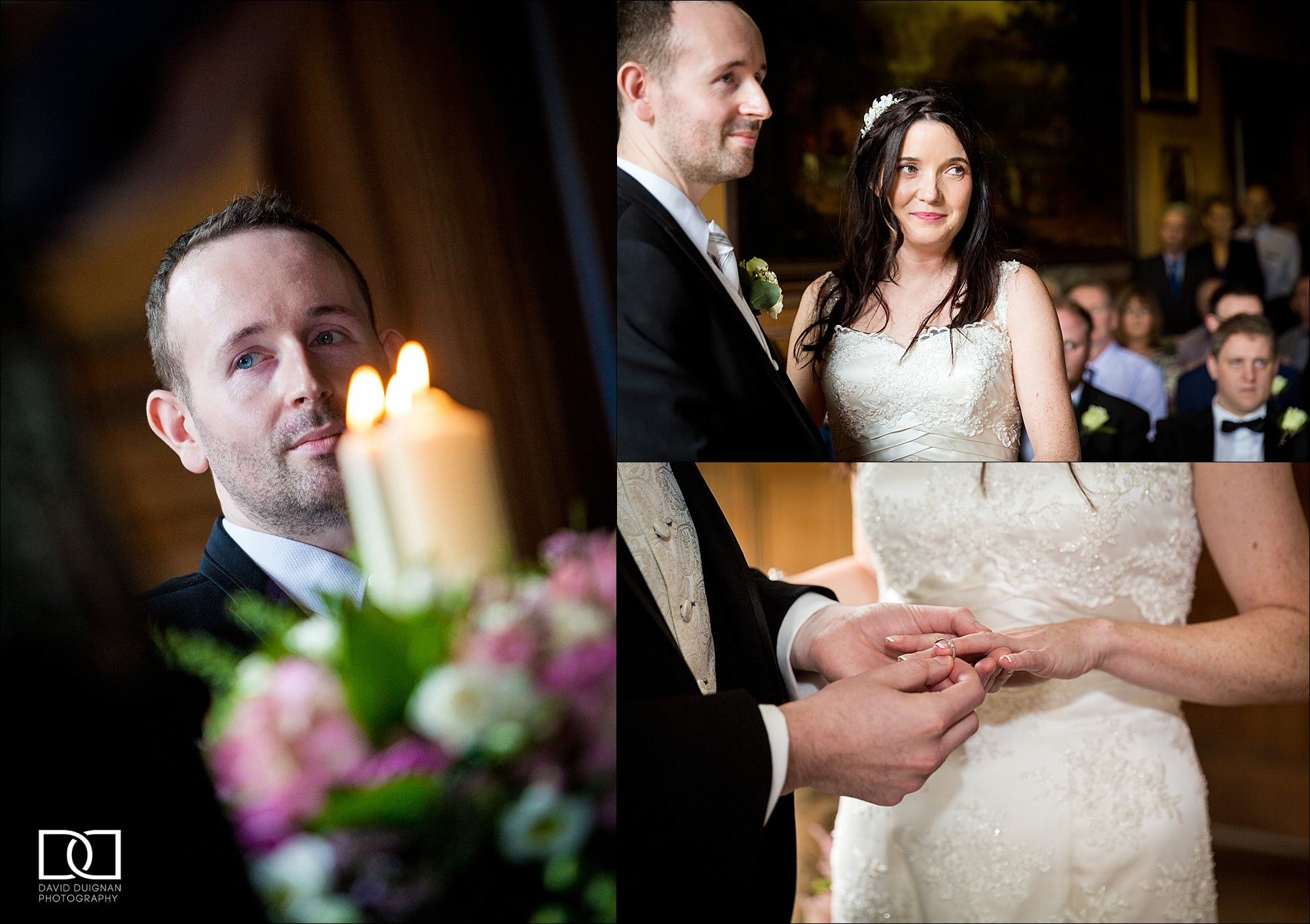 dublin wedding photographer david duignan photography castle leslie weddings Ireland 0016