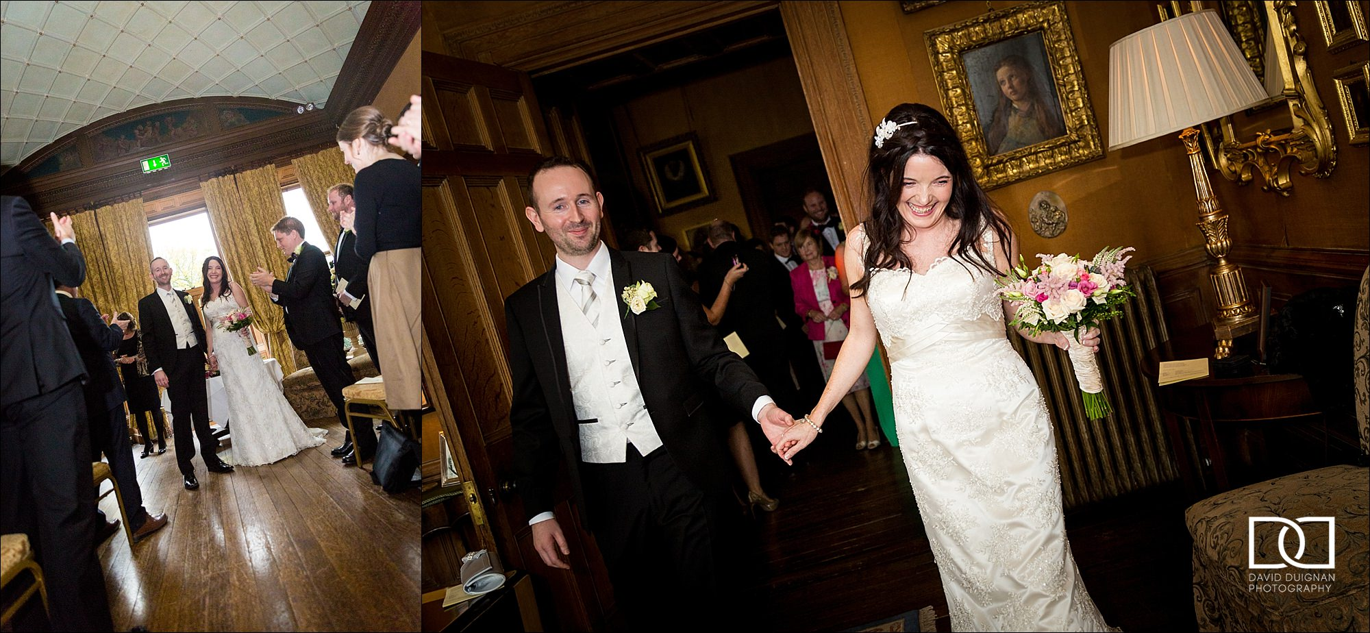dublin wedding photographer david duignan photography castle leslie weddings Ireland 0019