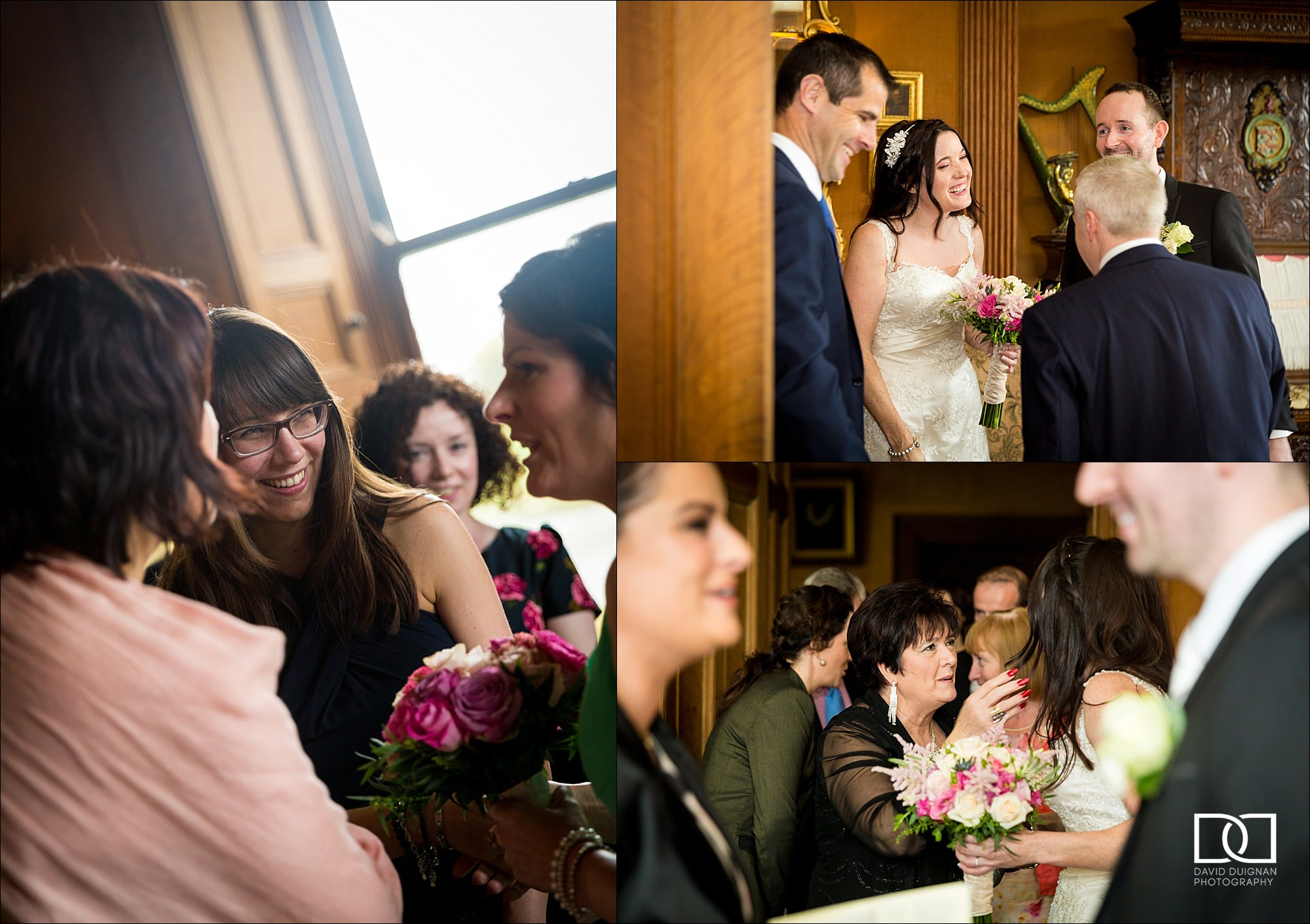 dublin wedding photographer david duignan photography castle leslie weddings Ireland 0022