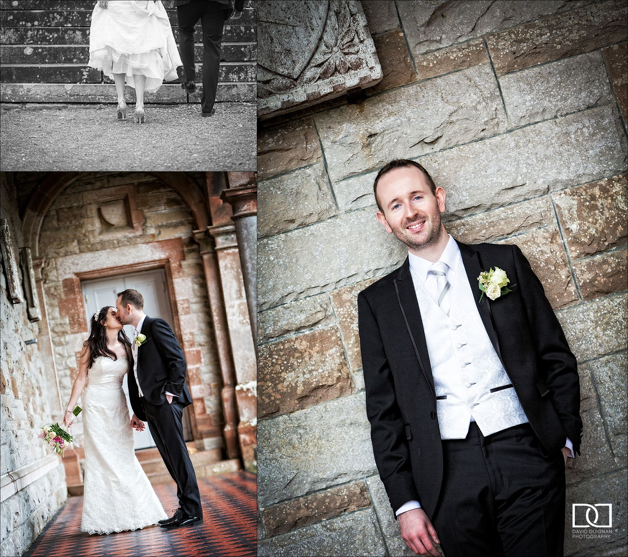 dublin wedding photographer david duignan photography castle leslie weddings Ireland 0029