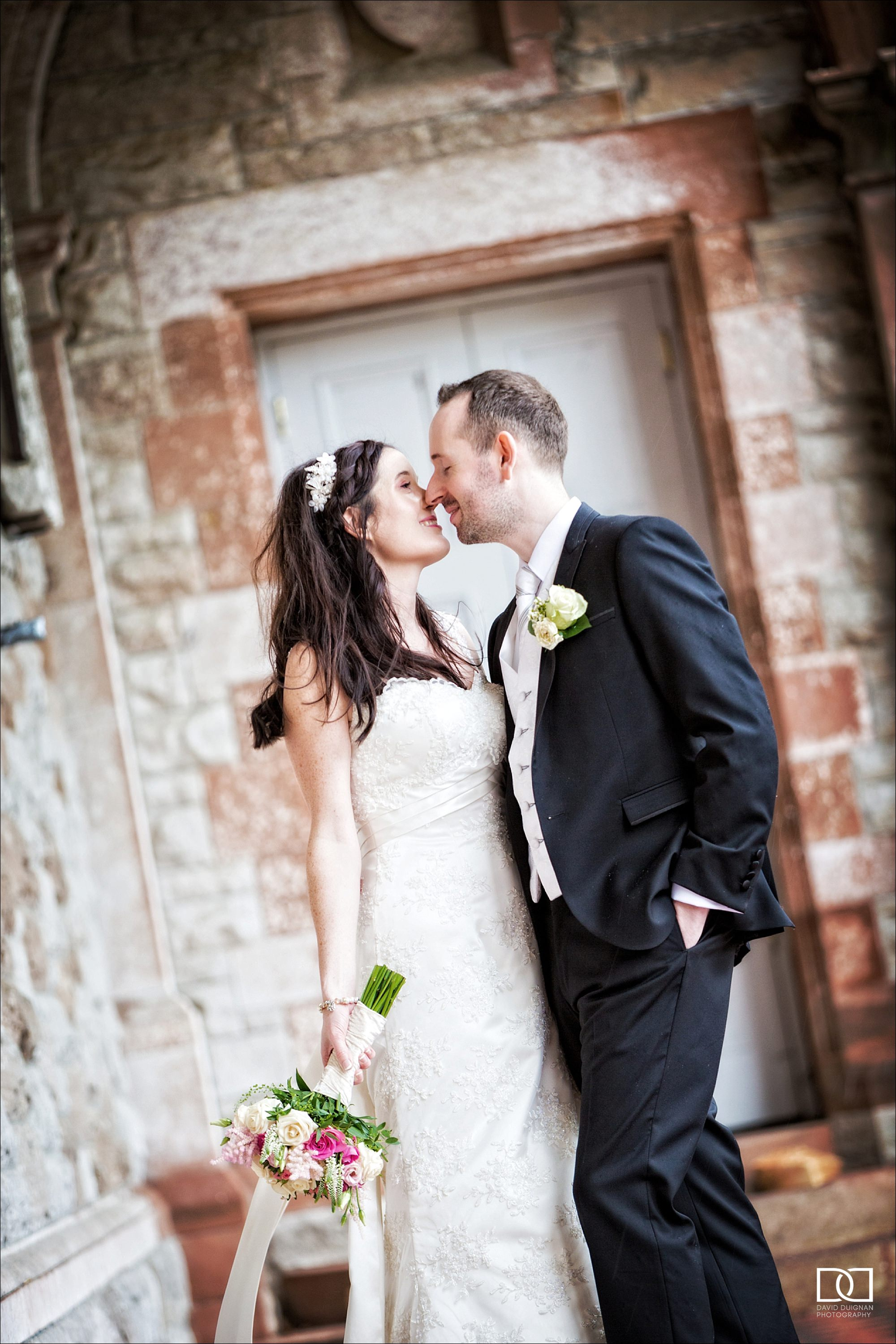 dublin wedding photographer david duignan photography castle leslie weddings Ireland 0030