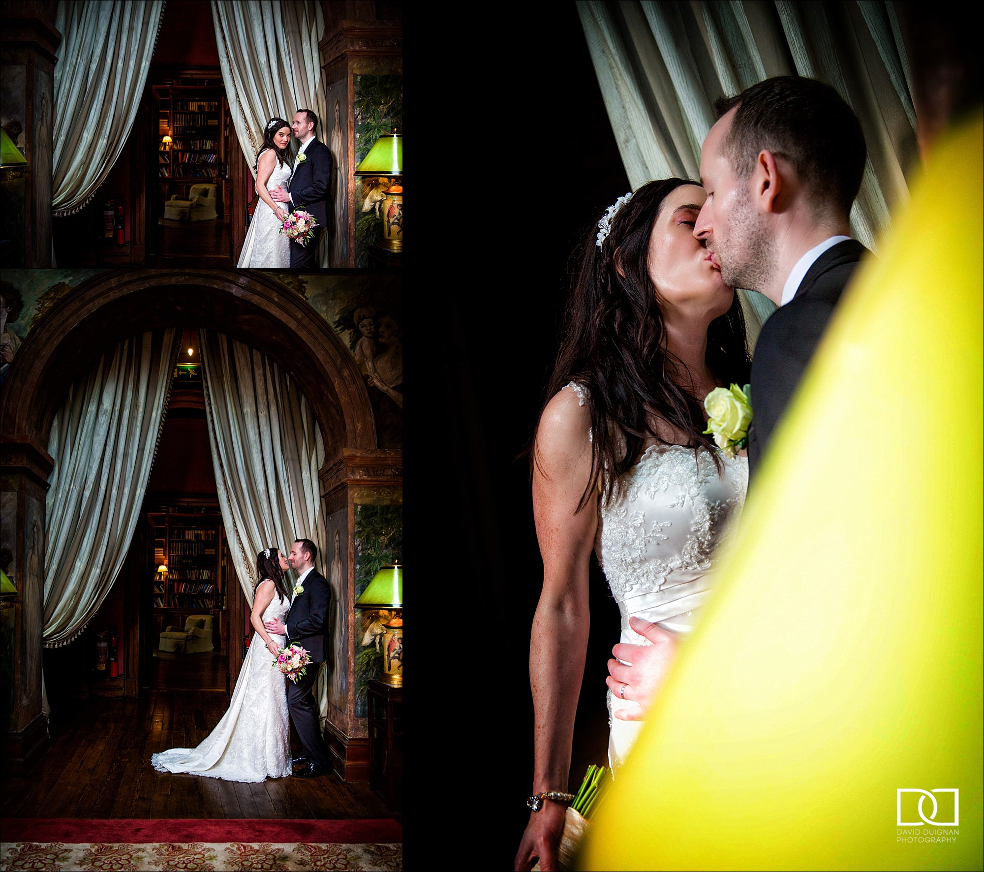 dublin wedding photographer david duignan photography castle leslie weddings Ireland 0031