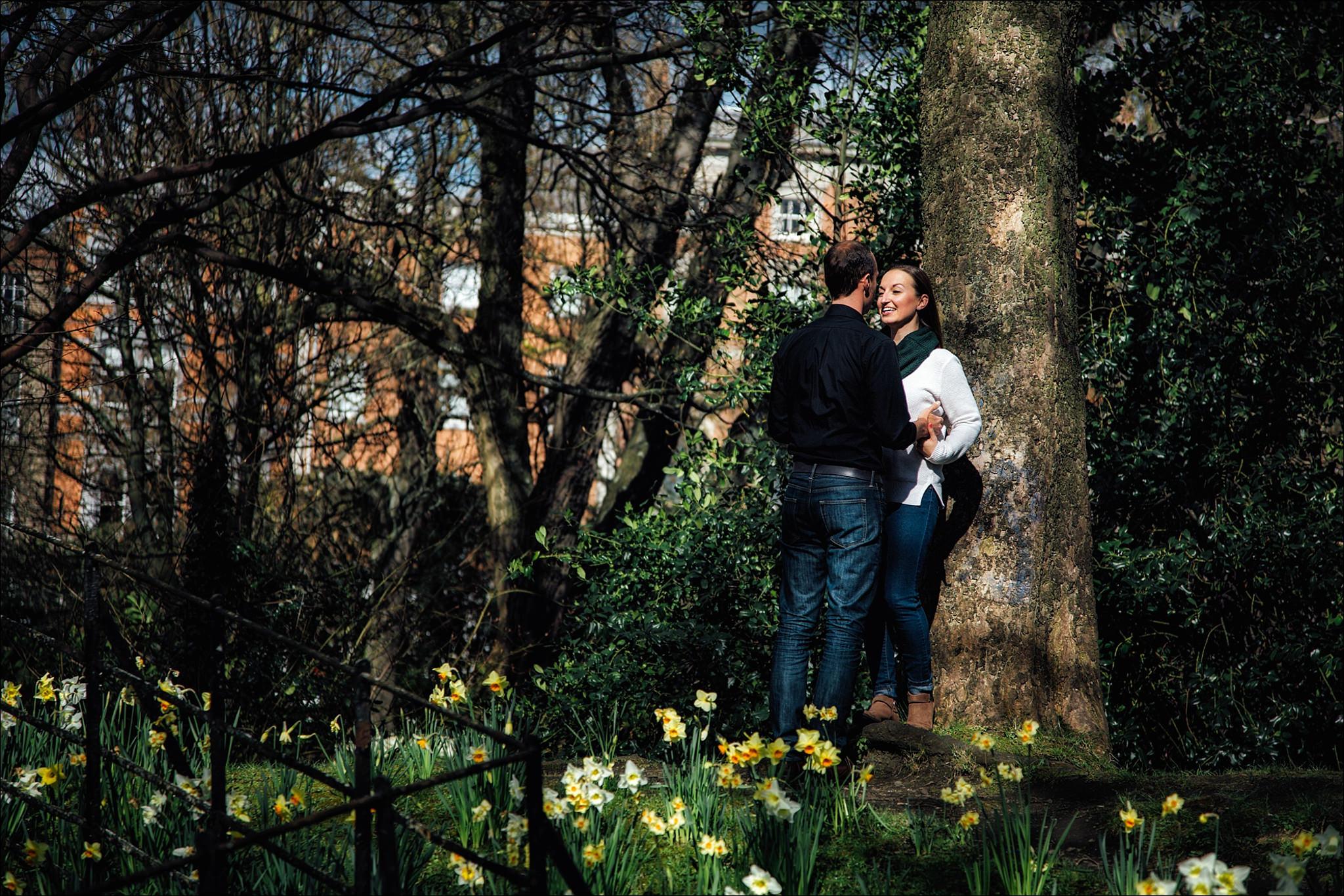 dublin wedding photographer david duignan photography engagement couple city photo shoot  ireland 0002