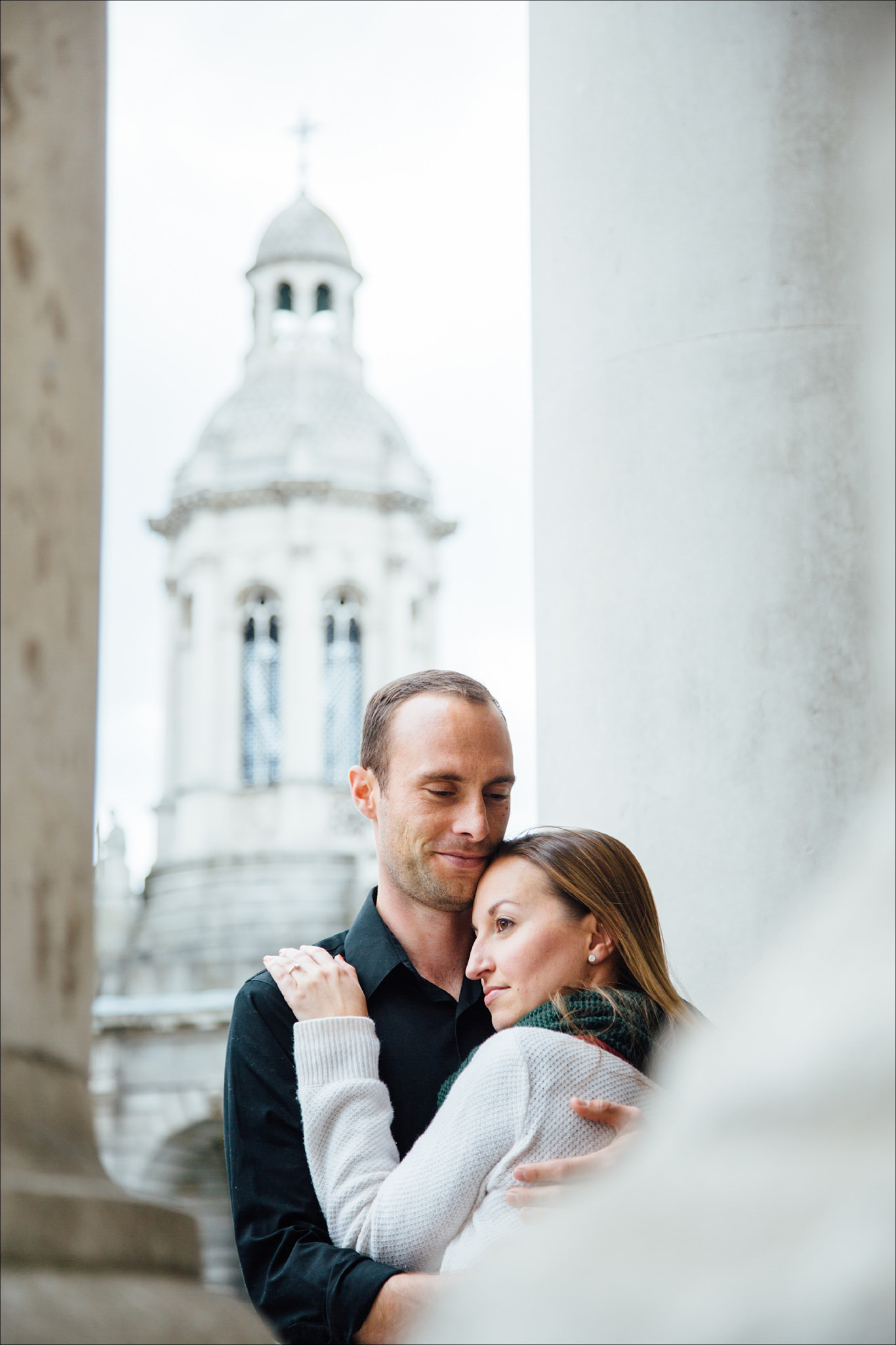 dublin wedding photographer david duignan photography engagement couple city photo shoot  ireland 0012