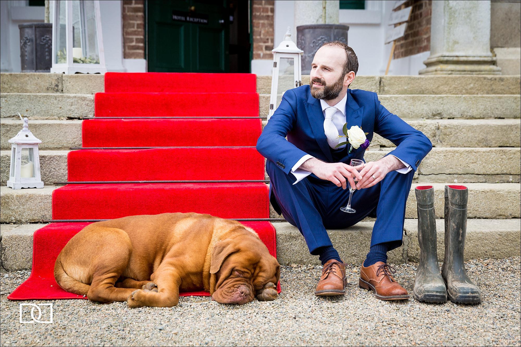 dublin wedding photographer david duignan photography horetown house wedding wexford Ireland 0032