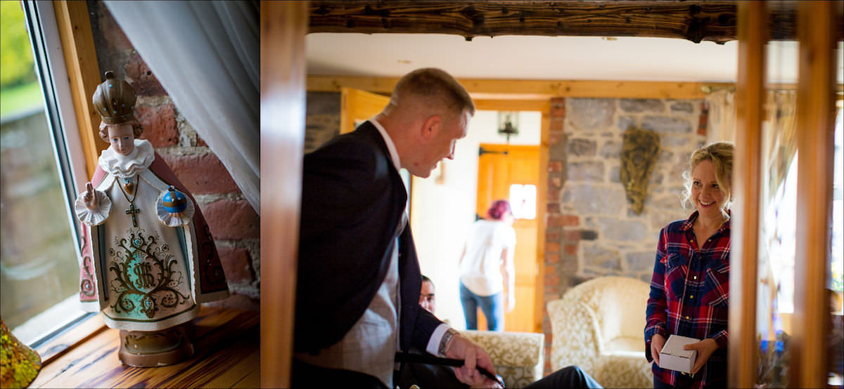 glebe house dowth louth wedding photography david duignan photographer weddings Ireland 0006