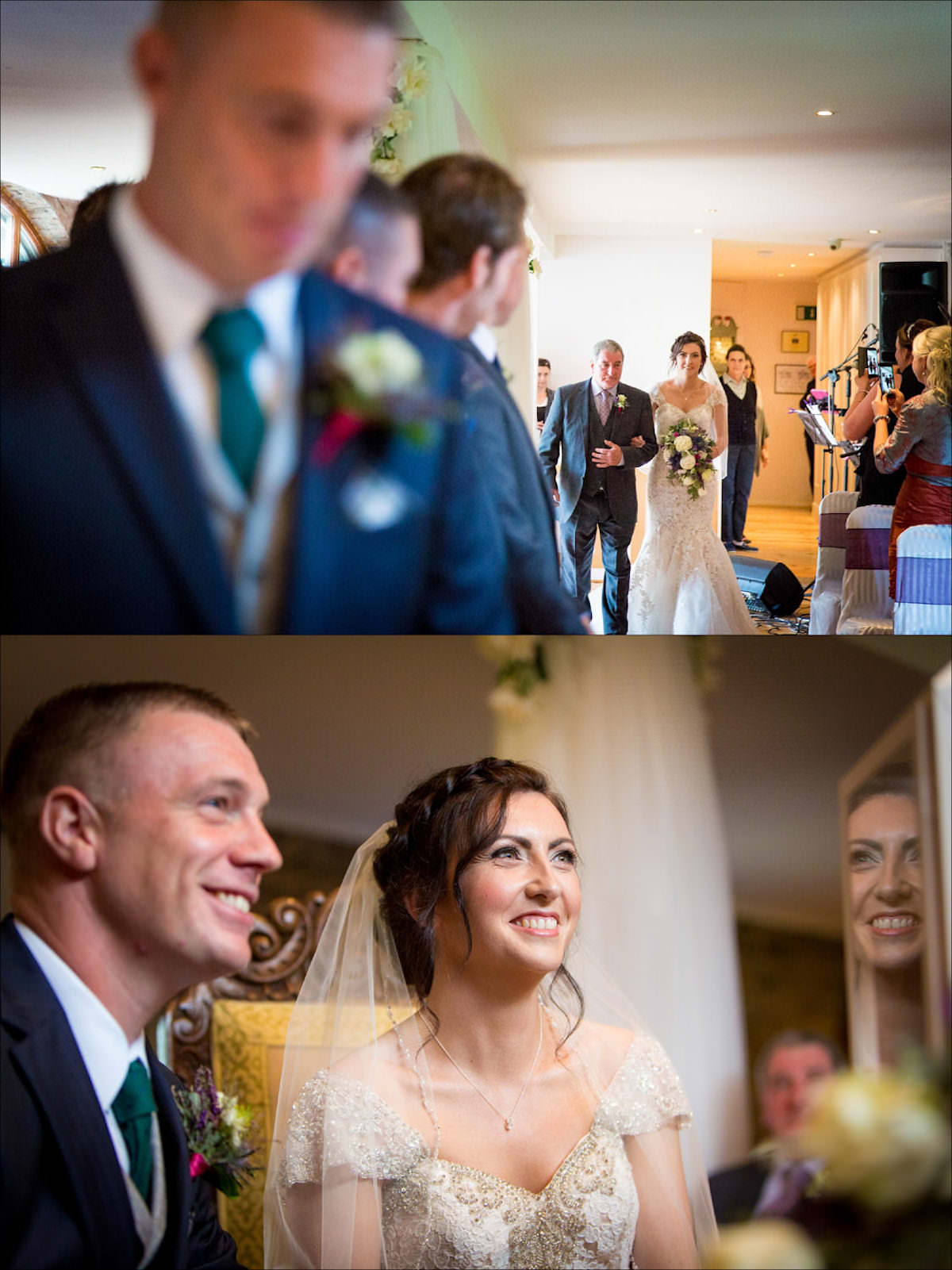 glebe house dowth louth wedding photography david duignan photographer weddings Ireland 0032