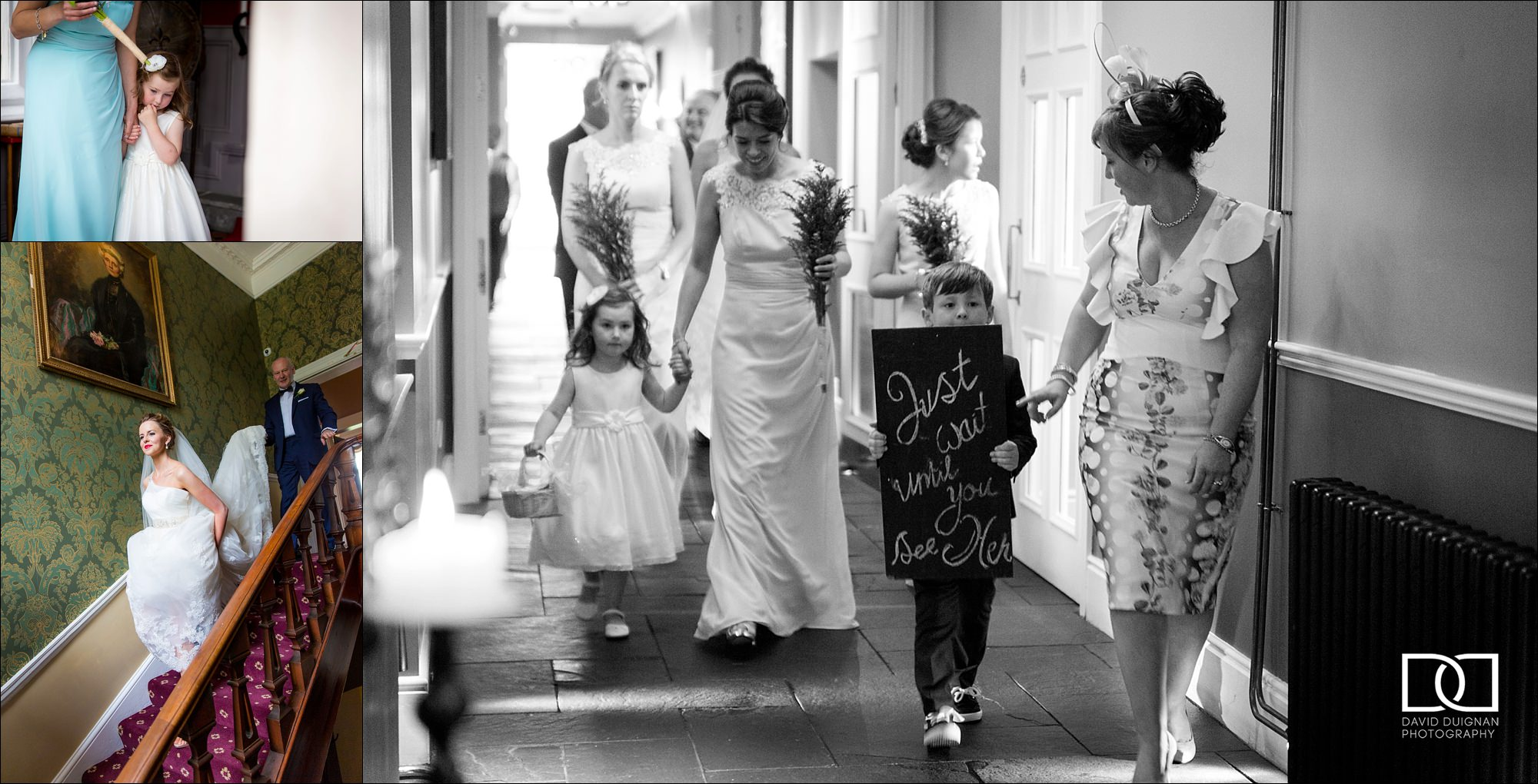 louth wedding photographer david duignan photography castle bellingham wedding Ireland 0021