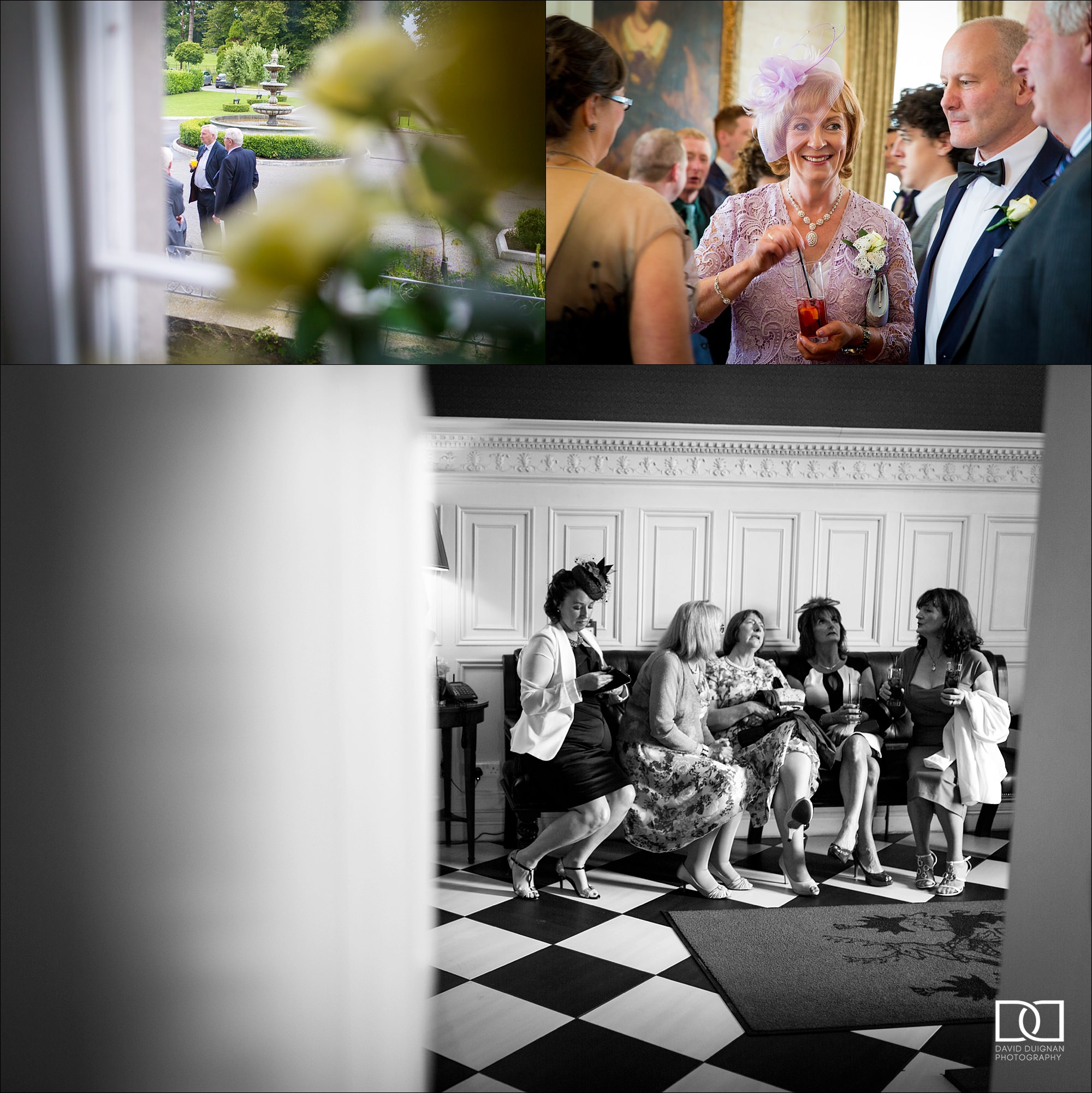 louth wedding photographer david duignan photography castle bellingham wedding Ireland 0029