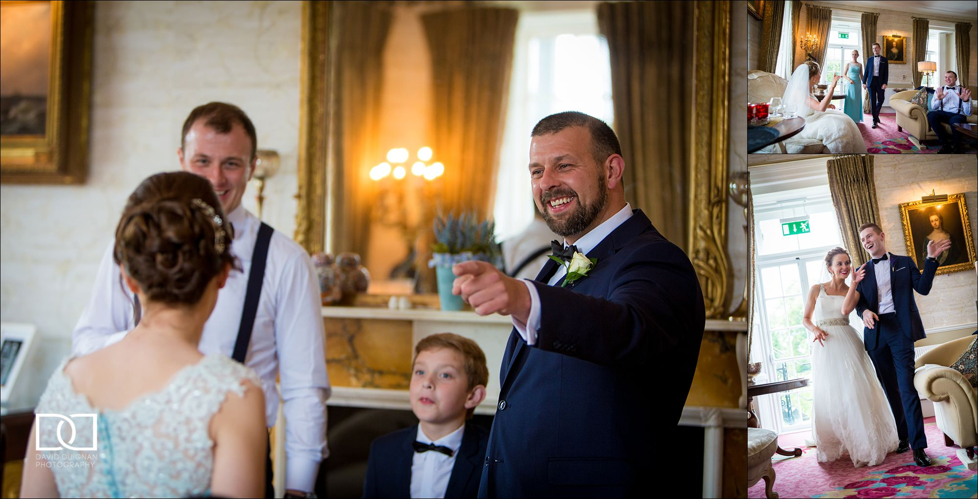 louth wedding photographer david duignan photography castle bellingham wedding Ireland 0057