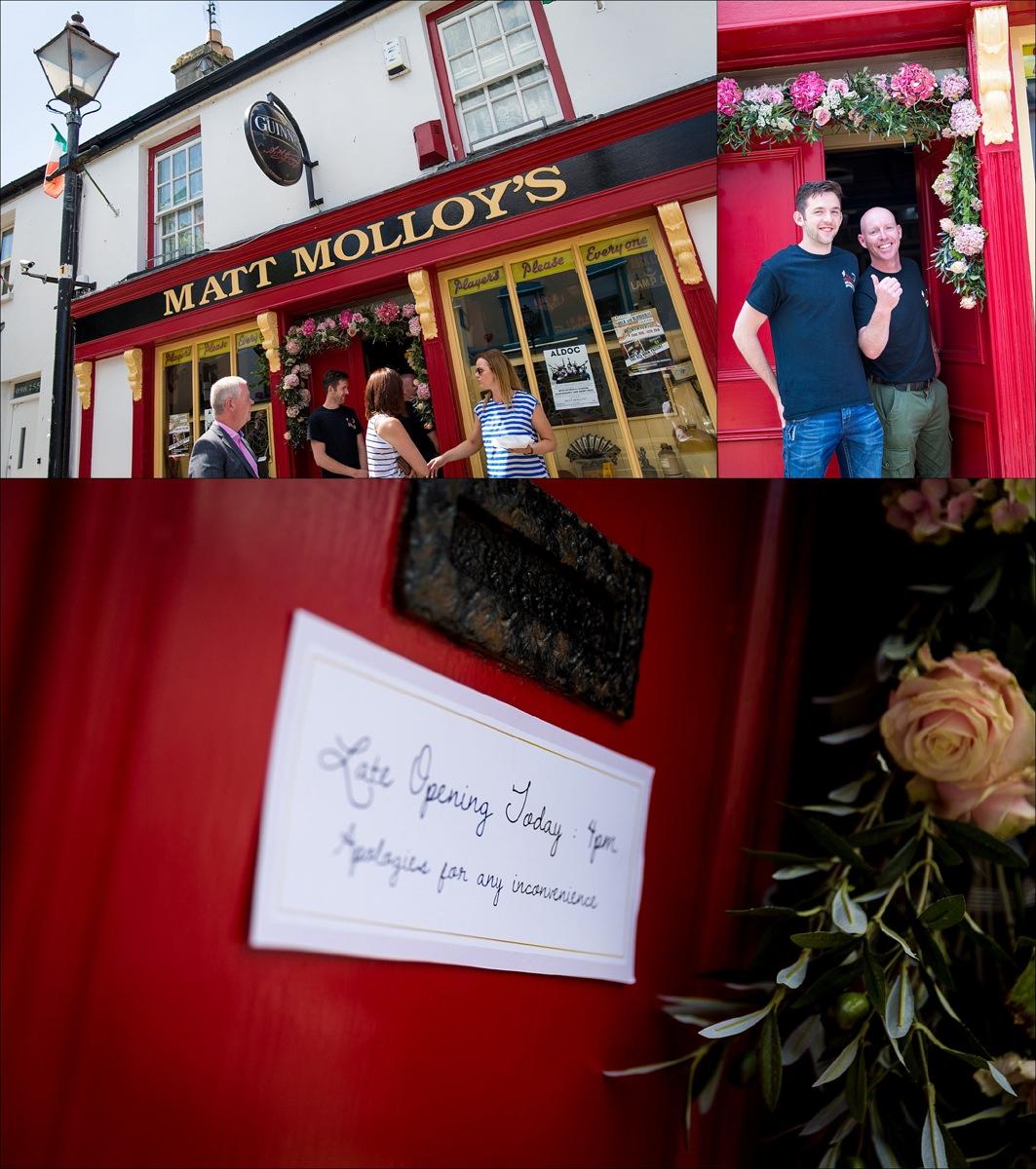 wedding paddys bar tourmakeady mayo 0077