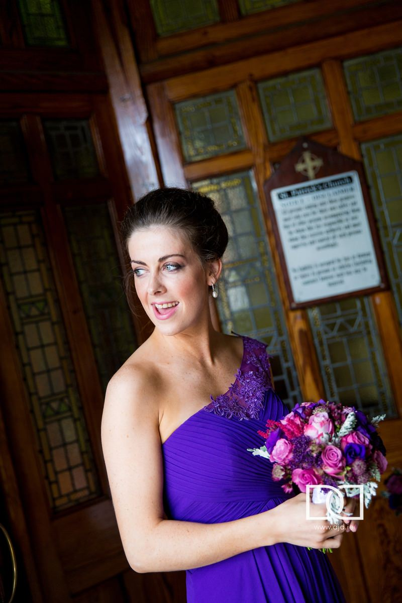 documentary wedding photography barberstown castle 0098