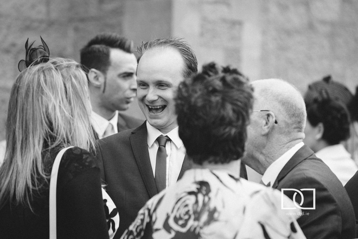 documentary wedding photography barberstown castle 0143