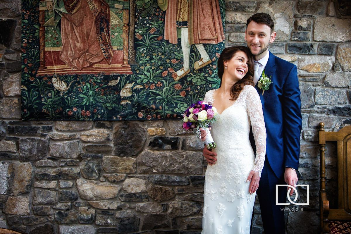 documentary wedding photography barberstown castle 0170