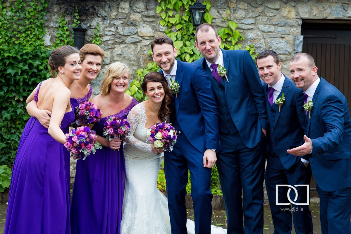 documentary wedding photography barberstown castle 0186