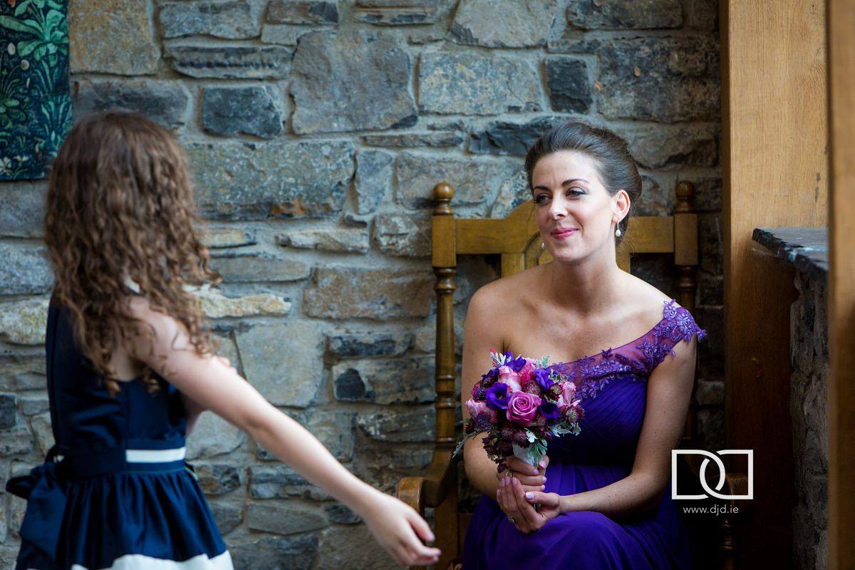 documentary wedding photography barberstown castle 0189
