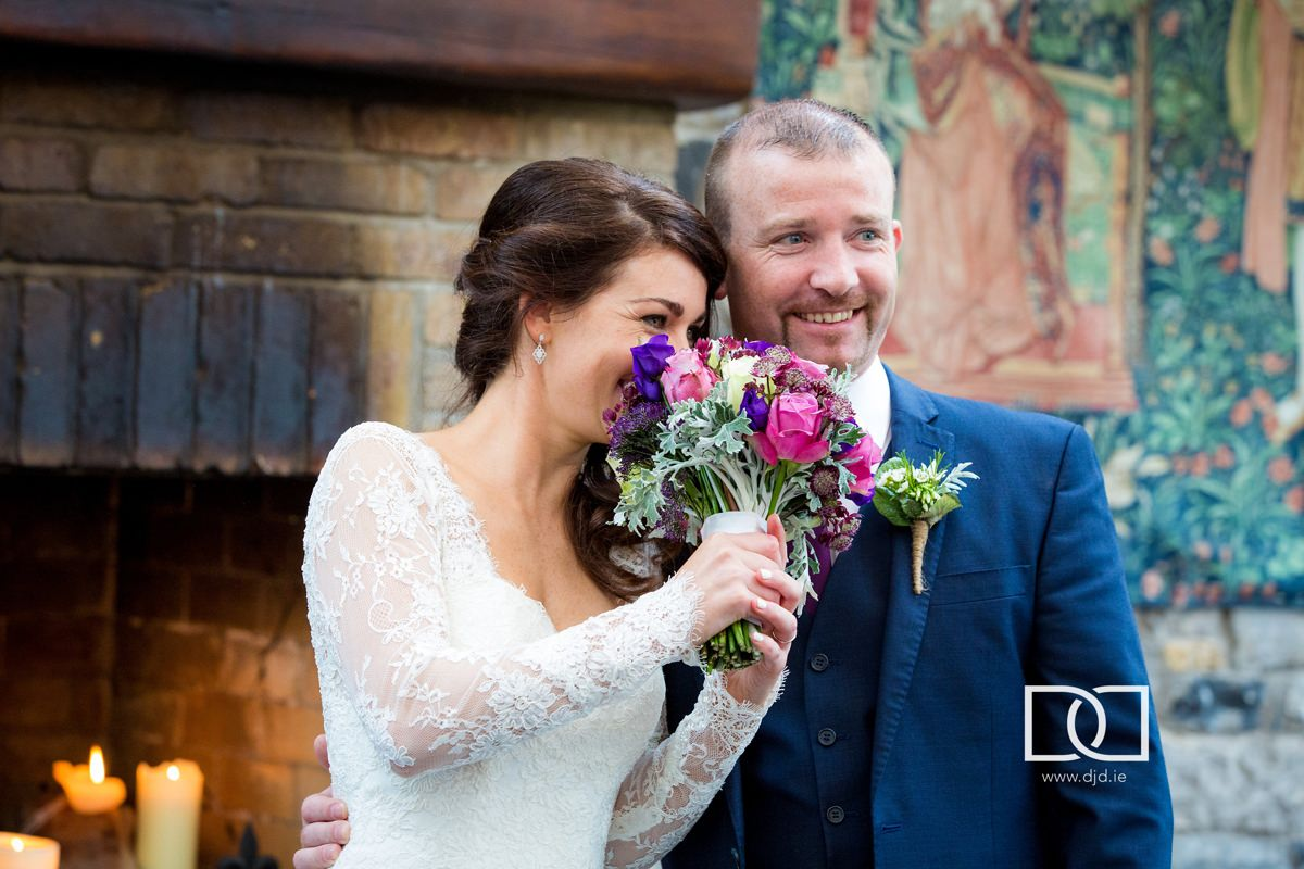 documentary wedding photography barberstown castle 0190