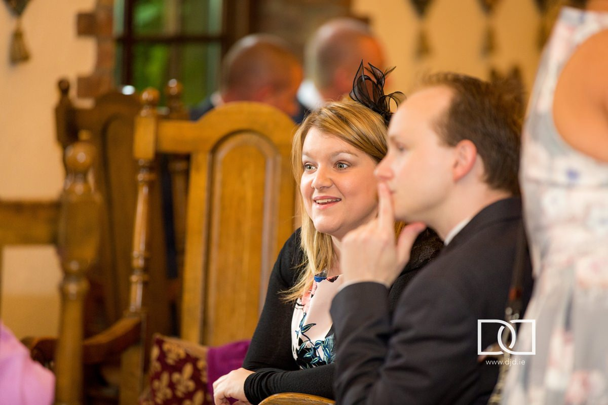 documentary wedding photography barberstown castle 0203