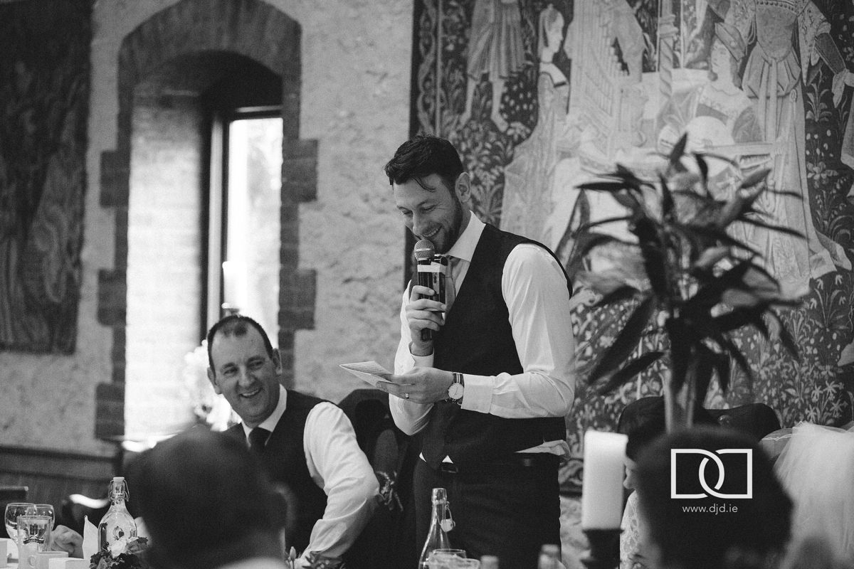 documentary wedding photography barberstown castle 0241