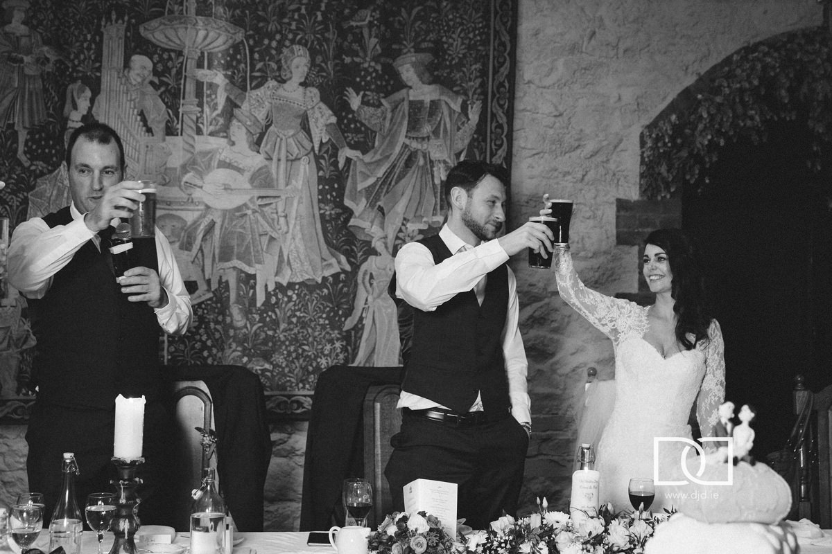 documentary wedding photography barberstown castle 0250