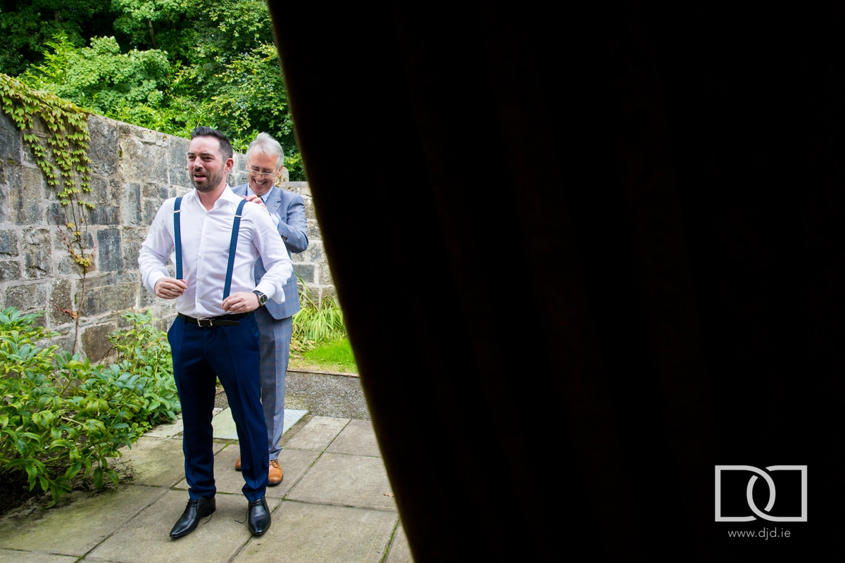 documentary wedding photography castle leslie monaghan 0150
