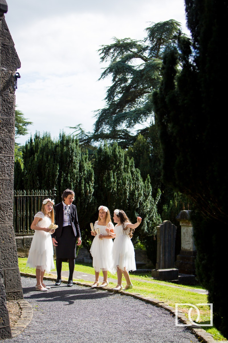 documentary wedding photography castle leslie monaghan 0164
