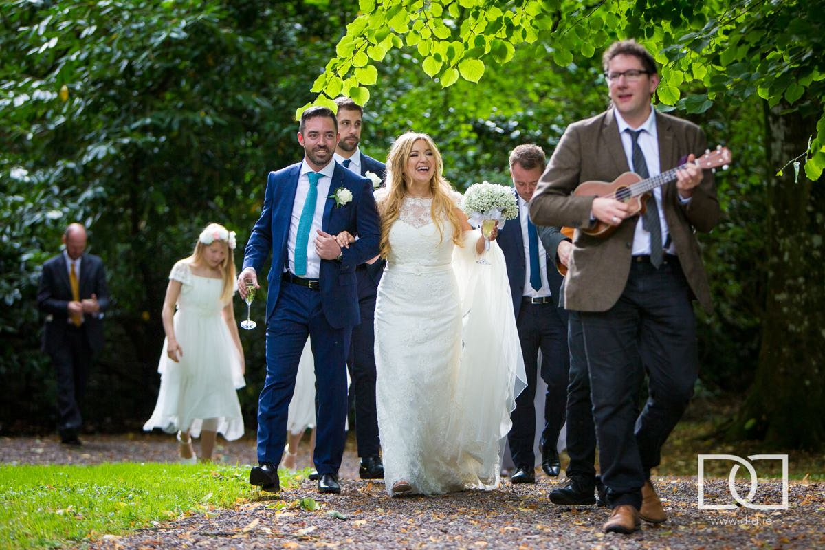 documentary wedding photography castle leslie monaghan 0178