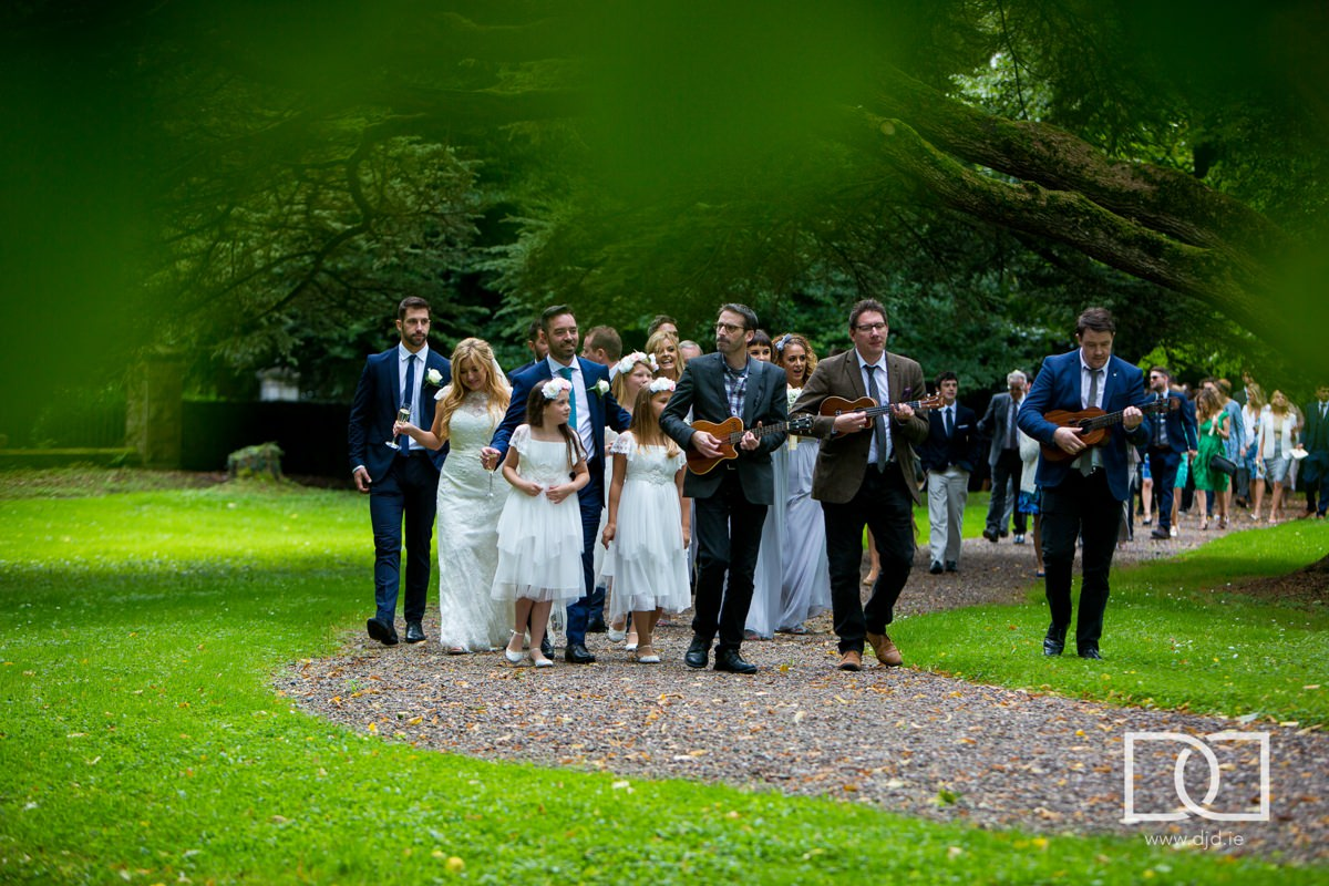 documentary wedding photography castle leslie monaghan 0179