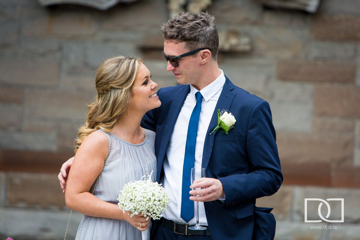 documentary wedding photography castle leslie monaghan 0182