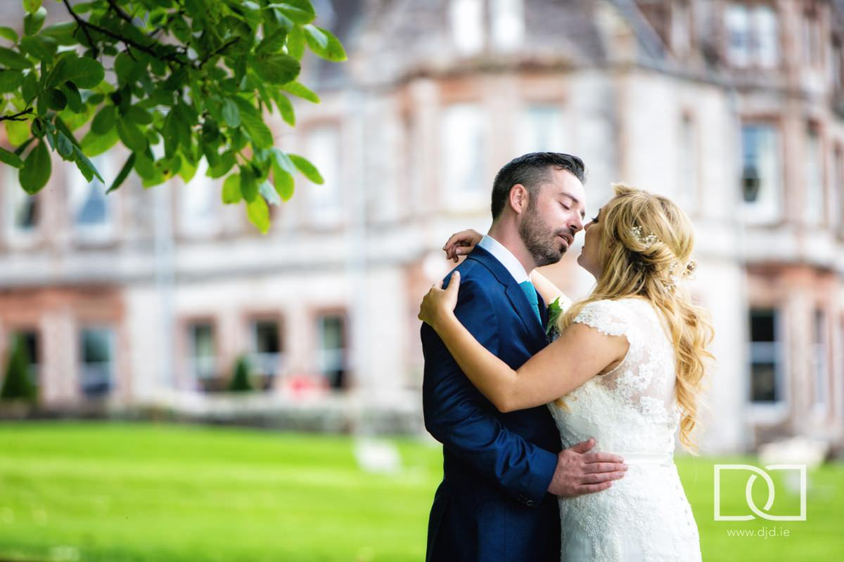 documentary wedding photography castle leslie monaghan 0205