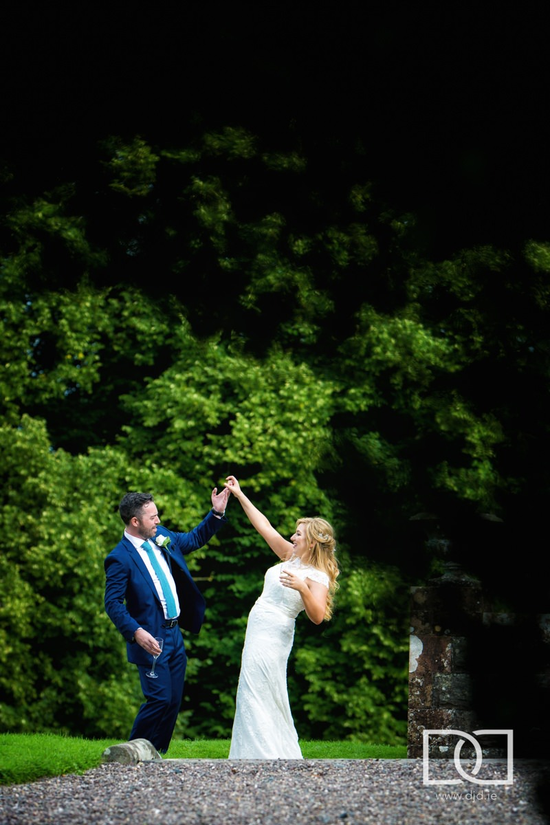 documentary wedding photography castle leslie monaghan 0212