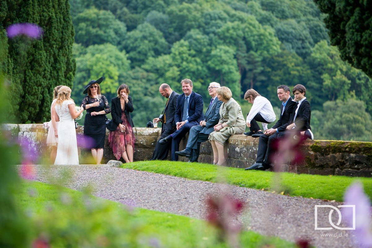 documentary wedding photography castle leslie monaghan 0225