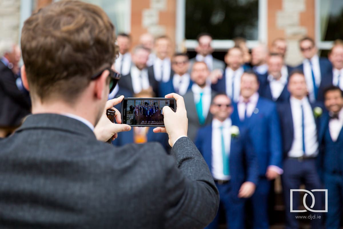 documentary wedding photography castle leslie monaghan 0228