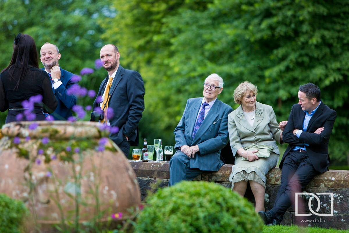 documentary wedding photography castle leslie monaghan 0241