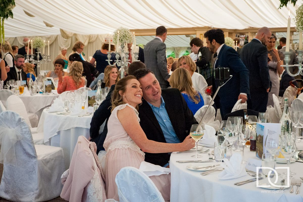 documentary wedding photography castle leslie monaghan 0245