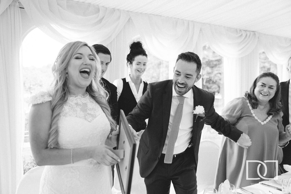 documentary wedding photography castle leslie monaghan 0249