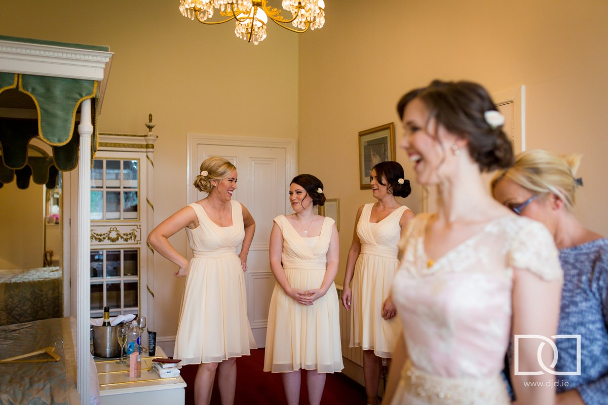 documentary wedding photography belleek castle mayo 0043