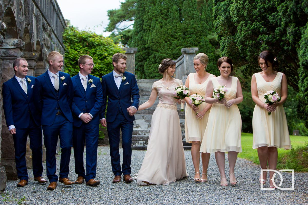 documentary wedding photography belleek castle mayo 0127