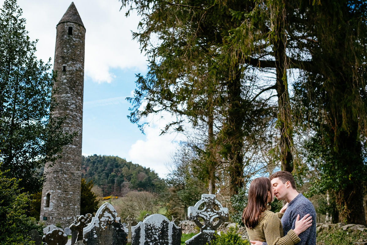 engagement shoot glendalough wicklow 0028