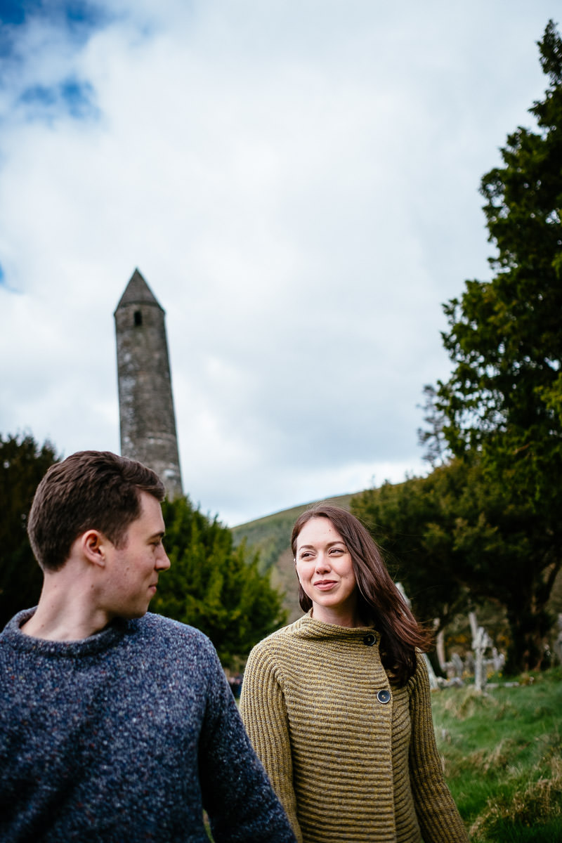 engagement shoot glendalough wicklow 0040
